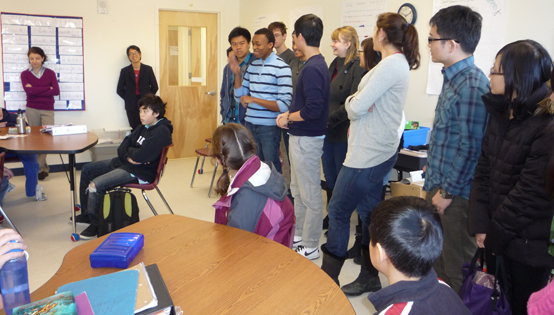 A Field Trip to a Chinese Immersion Charter School
